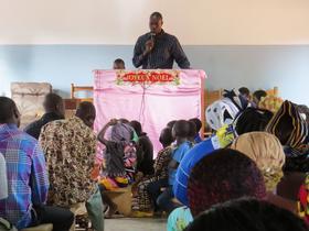 Orodara Eglise Evangélique Mennonite du Burkina Faso. Photo: Lynda Hollinger-Janzen, MMN