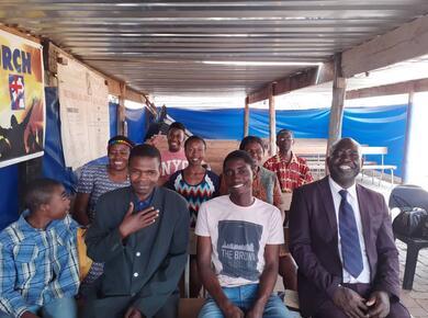 church members in BICC Zengeza